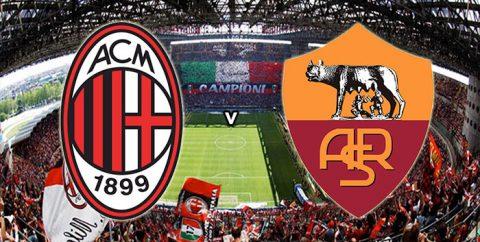 Nhận định AC Milan vs AS Roma, 23h00 ngày 1/10: Bầy sói đánh sập San Siro