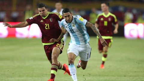 Argentina vs Venezuela, 06h30 ngày 06/9: Tránh đi vào vết xe đổ