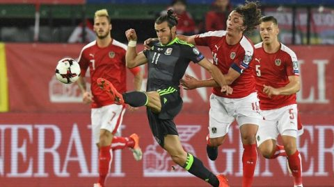 Xứ Wales vs Áo, 01h45 ngày 3/9: Chấm dứt chuỗi hòa