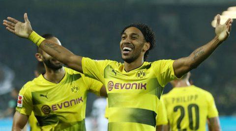 Đè bẹp Monchengladbach, Dortmund xây chắc ngôi đầu bảng Bundesliga