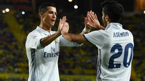 Ronaldo đòi lấy chỗ của Bale trao cho Asensio