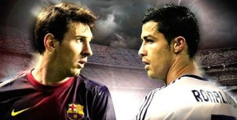 """""""Phá lưới"""" Eibar, Messi cân bằng thành tích của Ronaldo"""