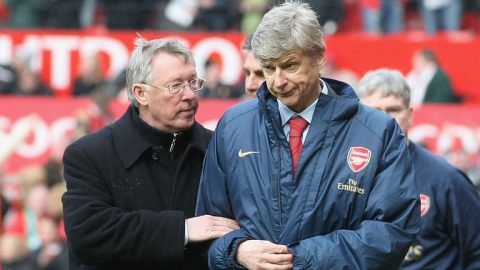 HLV Wenger tiết lộ lý do từ chối kế vị Sir Alex tại M.U