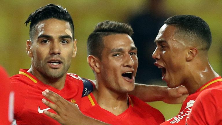 Falcao tiếp tục ghi bàn, Monaco vẫn bị cầm chân tại Louis đệ nhị