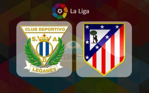 Nhận định Leganes vs Atletico Madrid, 1h45 ngày 1/10: Cơn đau đầu của Simeone