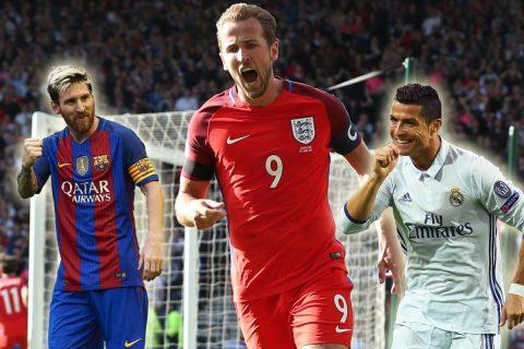 Điểm tin chiều 04/9: Harry Kane so kè với Ronaldo-Messi; Wenger từng định chia tay Arsenal trong hè