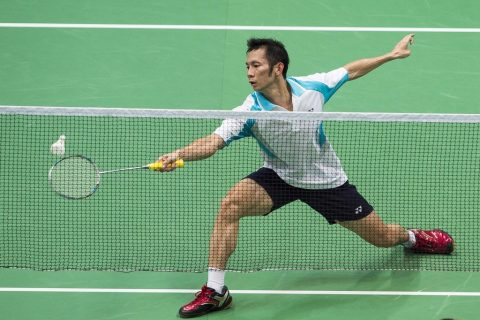 Sau thất bại tại SEA Games 29, Tiến Minh lập tức tham dự giải Vietnam Open