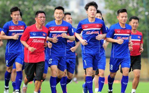 Điểm tin bóng đá Việt Nam sáng 28/09: ĐT Việt Nam hội quân tiếp đón Campuchia