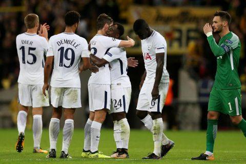 5 điểm nhấn Tottenham 3-1 Dortmund: Lời nguyền Wembley hết ứng nghiệm