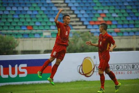 U18 Việt Nam vs U18 Philippines, 15h30 ngày 09/9: Thêm một chiến thắng đậm