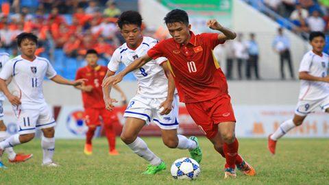 Nhận định U16 Việt Nam vs U16 Campuchia, 11h00 ngày 20/9: Chiến thắng ngày khởi đầu