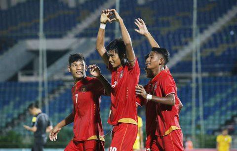 U18 Myanmar vs U18 Philippines, 18h30 ngày 11/9: Chủ nhà giương oai