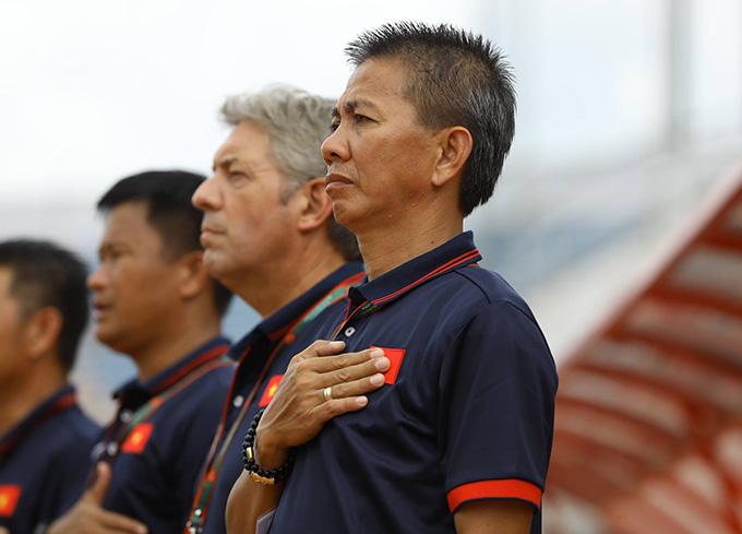 36% thời lượng kiểm soát bóng và ba bàn thắng: HLV Hoàng Anh Tuấn đã 'quái' như thế nào?