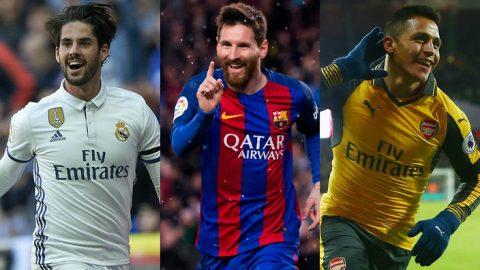 Messi lĩnh xướng đội hình 'cực khủng' hoàn toàn miễn phí hè năm sau