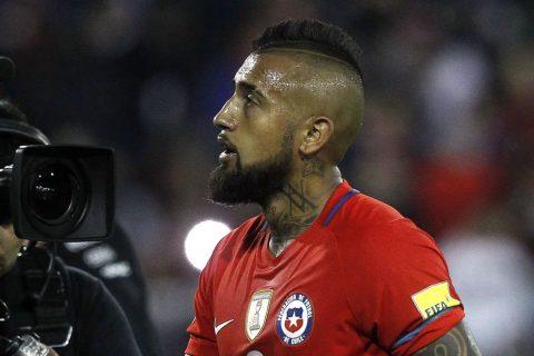 Phản lưới nhà dẫn đến thua đậm, sao Chile tính từ giã sự nghiệp thi đấu quốc tế