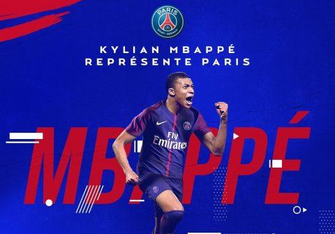 CHÍNH THỨC: PSG kích nổ bom tấn Mbappe từ Monaco