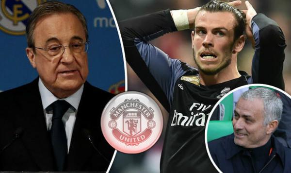 Lý do nào khiến thương vụ 'bom tấn' Bale sang MU bị đổ vỡ?