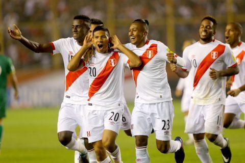BXH FIFA tháng 10/2017: Peru có lần đầu vào TOP 10, Việt Nam tăng 9 bậc