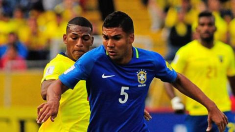 Tiền vệ Real Madrid được chọn làm thủ quân ĐT Brazil