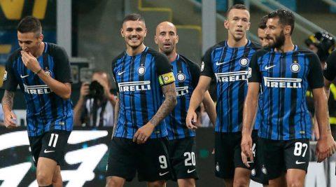 Icardi lập hattrick, Inter thắng nghẹt thở trong trận Derby Milano