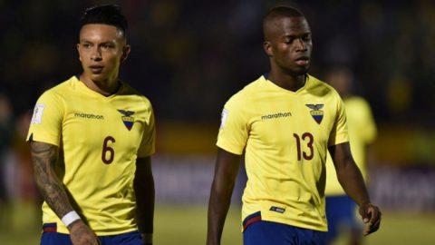 Mãi ham chơi, 5 cầu thủ Ecuador bị cấm cửa lên ĐT vĩnh viễn