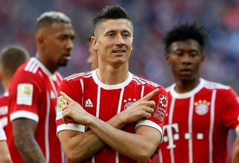 Bayern đại thắng 5 sao, Jupp Heynckes có màn ra mắt ấn tượng