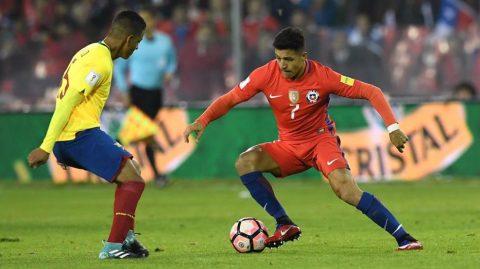 Sanchez trở lại là chính mình, Nhà ĐKVĐ Nam Mỹ vượt qua cửa tử tiến sát World Cup 2018