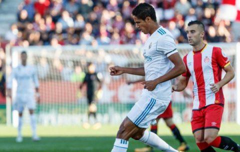 Chấm điểm Real sau trận thua Girona: Giá như Varane không chấn thương