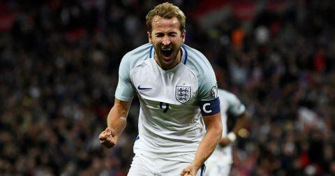 Ghi bàn phút bù giờ, Harry Kane giúp tuyển Anh đoạt vé đến Nga