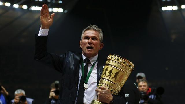 Jupp Heynckes nói gì về việc 'tái hôn' với Bayern Munich?