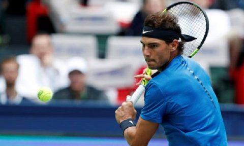 Nadal thắng nhọc, Federer dễ dàng vào bán kết Thượng Hải Masters