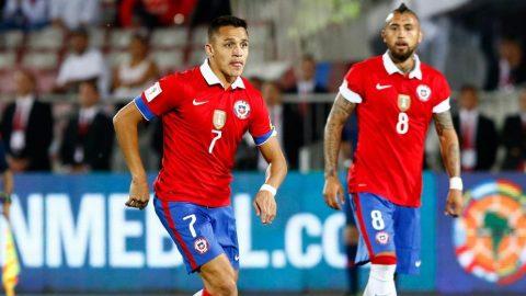 CỰC SỐC: Vidal nghiện rượu, Sanchez tự cô lập mình ở tuyển Chile