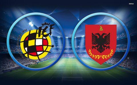 Nhận định Tây Ban Nha vs Albania, 01h45 ngày 7/10: Một trời, một vực