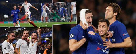5 điểm nhấn Chelsea 3-3 AS Roma: Công làm, thủ phá