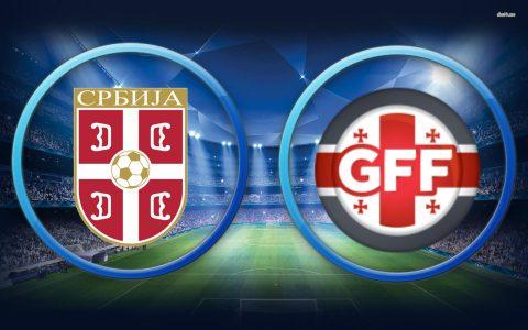 Nhận định Serbia vs Georgia, 01h45 ngày 10/10: Nhẹ nhàng vượt ải
