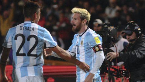 Điểm tin chiều 07/10: M.U săn hàng Serie A; Dybala không thích khi chơi cùng Messi?