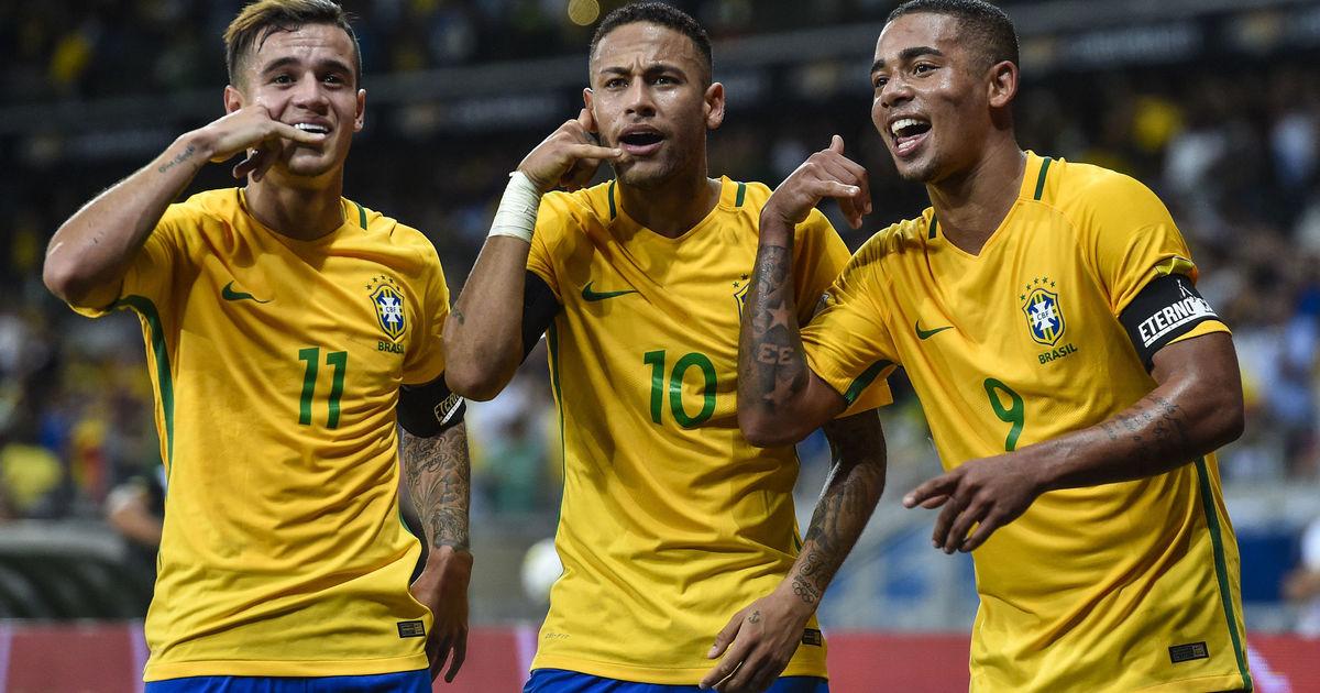 ĐT Brazil lập hàng loạt kỷ lục ở vòng loại World Cup khu vực Nam Mỹ