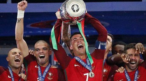 May mắn ở nước Nga, Ronaldo tự tin đặt mục tiêu vô địch World Cup