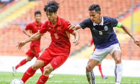 Nhận định Việt Nam vs Campuchia, 19h00 ngày 10/10: Chiến thắng tưng bừng