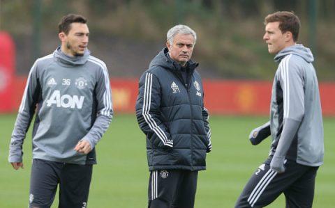 Mourinho tiết lộ MU sẽ chơi với tốc độ nhanh khi gặp Tottenham