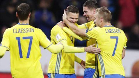 Xác định 8 đội giành vé đá Play-off VL World Cup 2018 khu vực châu Âu