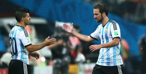 ĐT Argentina triệu tập đội hình: Aguero, Higuain không có tên
