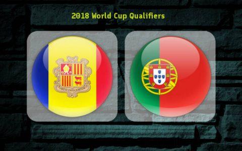 Nhận định Andorra vs Bồ Đào Nha, 01h45 ngày 08/10: Thắng để chờ quyết đấu