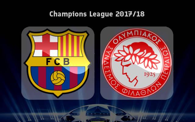 Nhận định Barcelona vs Olympiakos, 01h45 ngày 19/10: Nou Camp mở hội