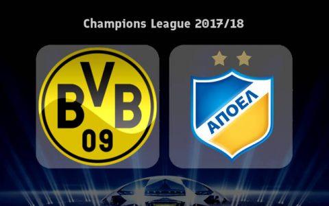 Nhận định Dortmund vs APOEL, 02h45 ngày 2/11: Xốc lại tinh thần