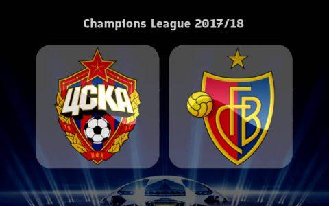 Nhận định CSKA Moscow vs Basel, 01h45 ngày 19/10: Điểm tựa sân nhà
