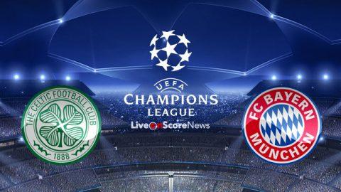 Nhận định Celtic vs Bayern Munich, 2h45 ngày 1/11: Chào Europa League