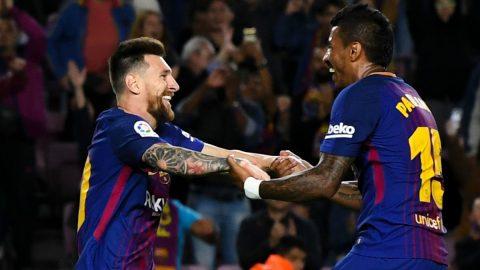 Paulinho lựa chọn Barcelona vì lời mời của Messi?