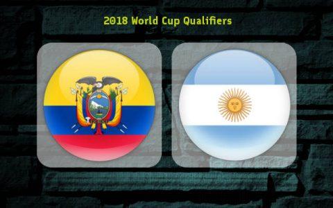 Nhận định Ecuador vs Argentina, 06h30 ngày 11/10: Chờ kết có hậu