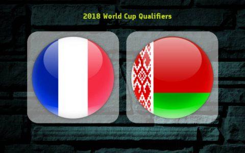 Nhận định Pháp vs Belarus, 01h45 ngày 11/10: Không khoan nhượng